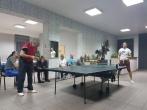 Stalo teniso varžybos Pusiaukelės namuose