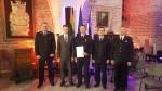 Kalėjimų departamento 100-ųjų įkūrimo metinių proga apdovanotas Laisvės atėmimo vietų Ligoninės pareigūnas