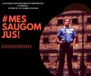 Projektas  #MES SAUGOM JUS! Interviu su bausmių vykdymo sistemos darbuotojais