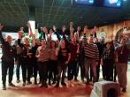 Profesinei šventei paminėti Kauno tardymo izoliatoriaus darbuotojai organizavo boulingo turnyrą