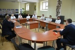 Tardymo izoliatoriaus direktorius susitiko su įstaigoje dirbančiais medicinos darbuotojais aptarti sveikatos priežiūros paslaugų teikimo laisvės atėmimo vietose optimizavimo procesus