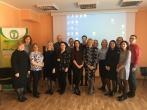"""Panevėžio regiono skyriaus specialistės dalyvavo susitikime tema """"Efektyvesni pagalbos būdai priklausomybe sergantiems asmenims"""""""