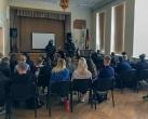 Tęsiamas Pataisos pareigūno profesijos pristatymas gimnazistams