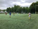 Futbolo turnyras tarp pusiaukelės namų nuteistųjų