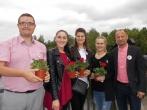"""Marijampolės pataisos namų darbuotojai dalyvavo akcijoje """"Žydintis tiltas"""""""