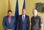 Kalėjimų departamento direktorius susitiko su profesinių sąjungų atstovais