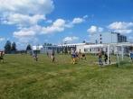 Sužaistos draugiškos futbolo rungtynės