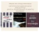 Virš 100 knygų rekomendacijų keliauja nuteistiesiems