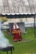 Senovės papročiais ir ritualais paminėta Žolinės šventė