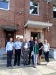 Norvegijos finansinių mechanizmų valdybos eksperto vizitas Vilniaus pusiaukelės namuose