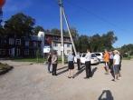 Apsilankymas vyrų ir moterų psichologinės socialinės reabilitacijos centre Akmenės rajone
