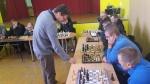 Įstaigoje lankėsi šachmatų didmeistris Šarūnas Šulskis