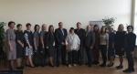 Tauragės moters užimtumo ir informacijos centras organizavo renginį, kuriame dalyvavo ir Klaipėdos regiono skyriaus atstovai