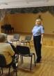 Susitikimas su Molėtų rajono savivaldybės Videniškių seniūnijos gyventojais
