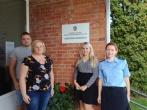 Susitikimas su Kupiškio rajono Subačiaus seniūnijos socialiniais darbuotojais