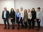 Susitikimas su Panevėžio socialinių paslaugų centro darbuotojais
