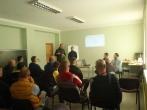 Priklausomybes turinčių įkalintų asmenų reabilitacijos centre vyko paskaita apie kabalos dvasinį pasaulį