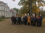 Alytaus pataisos namų kolektyvo rudeninė išvyką į Panemunės pilis