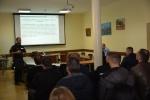 Kauno tardymo izoliatoriaus pareigūnai dalyvavo kvalifikacijos tobulinimo mokymuose