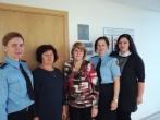 Susitikimas su Valstybės Vaiko teisių apsaugos ir įvaikinimo tarnybos prie Socialinės apsaugos ir darbo ministerijos Panevėžio apskrities Kupiškio tarnybos specialistėmis