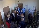 Kauno tardymo izoliatoriuje lankėsi Regionų apygardos administracinio teismo Kauno rūmų darbuotojai