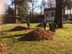 Nuteistieji tvarkė Lietuvos zoologijos sodo teritoriją