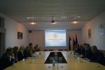 Lietuvos Respublikos Prezidentūros Nacionalinio saugumo grupės atstovų apsilankymas įstaigoje