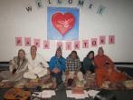 Įstaigoje lankėsi netradicinės dvasinės kultūros atstovai