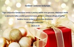 Kalėdinis sveikinmas