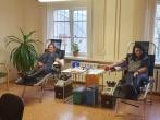 Kauno pataisos pareigūnai – nuolatiniai kraujo donorai