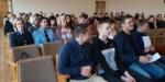Panevėžio regiono skyriaus pareigūnai su prižiūrimaisiais dalyvavo Vasario-16-osios renginyje