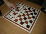 Įstaigoje įvyko šaškių turnyras