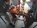 Gyvenimas Pusiaukelės namuose karantino sąlygomis