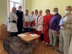 Padėka Alytaus pataisos namuose dirbančiam medicinos personalui ir įstaigos darbuotojams