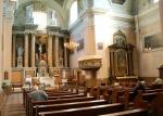Nuteistieji tvarkė Kauno Šv. Kryžiaus (Karmelitų) bažnyčios patalpas