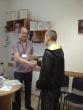 Vilniaus pataisos namuose nuteistiesiems įteikti profesinės mokyklos baigimo diplomai