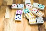 Įstaigoje įvyko Domino turnyras