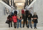 Ekskursija į Lietuvos nacionalinę biblioteką
