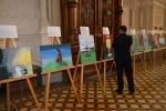 Nuteistųjų tapybos paroda – tarsi tiltas į mūsų širdis