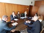 Seimo kontrolieriaus apsilankymas Vilniaus pataisos namuose