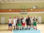 Draugiškos krepšinio varžybos tarp nuteistųjų ir pareigūnų